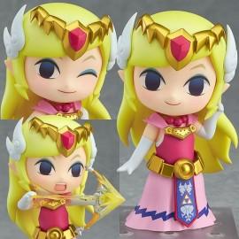 ZELDA Nendoroid Zelda The Legend of Zelda The Wind Waker HD ver