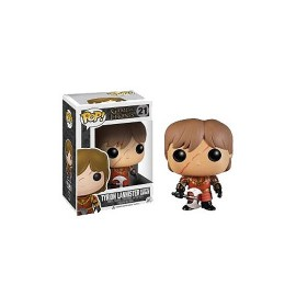 Le Trône de fer POP Vinyl Figurine Tyrion in Battle Armour 10 cm
