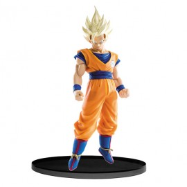 Banpresto Dragon Ball SCULTURES DBZ SUPER SAIYAN2 SANGOKU GOKU