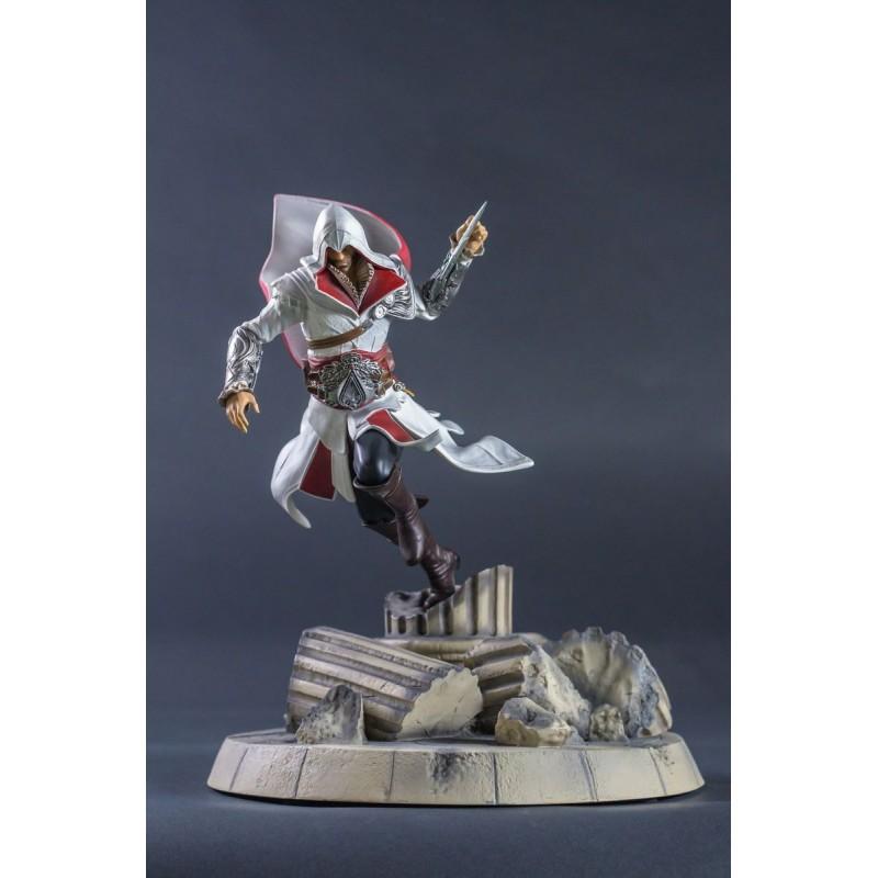 tsume statue ubisoft ASSASSIN'S CREED Figurine EZIO'S FURY ...