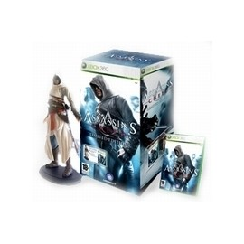 ULTRA RARE ubisoft Assassin's CREED XBOX360 LIMITED EDITION