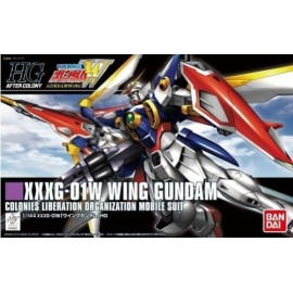Bandai Gundam HGUC/HG 162 1/144 XXXG-01W Wing Maquette Model Kit