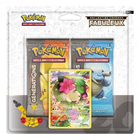 Boosters Pokémon Xy 11 - Offensive Vapeur en francais