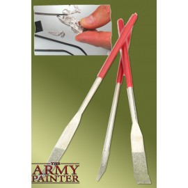 3 limes ACCESSOIRES MODELISME ET MINIATURES gundam warhammer