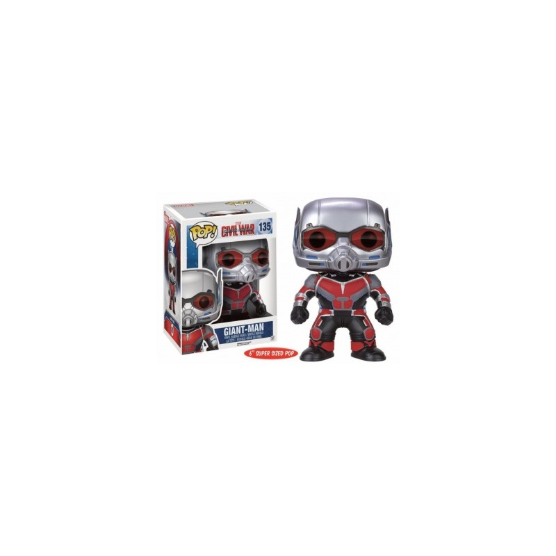 Ant-Man POP! Marvel Vinyl figurine Ant-Man GIANT-MAN 15 cm