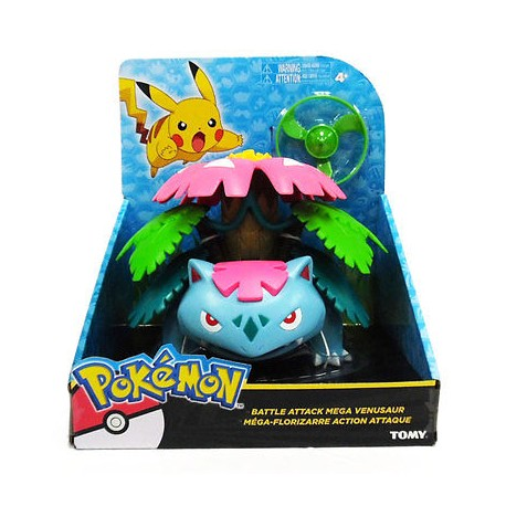 Pokemon figurines battle attack mega florizarre dream of - Pokemon florizarre ...