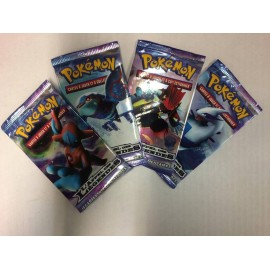Booster Pokémon FRANCAIS ex deoxys Rayquaza sceller sortie display