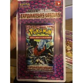 noir et blanc dragons exaltes giratina sceller Boosters Pokémon blister francais