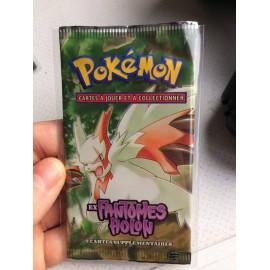 pokemon booster FRANCAIS EX FANTOMES HOLON kabutops neuf sceller officiel