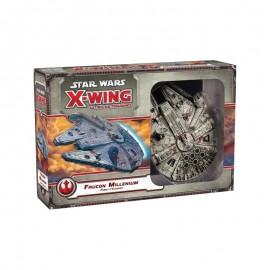JEUX DE SOCIETE EN FRANCAIS SW X-Wing : Faucon Millennium