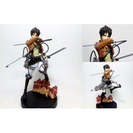 Attack on Titan Vertical maneuvering Special PVC Figure Eren