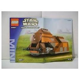 star wars LEGO 4475 notice / mode emploi