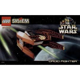 star wars LEGO mini building set 4484 notice / mode emploi