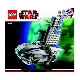 star wars LEGO 7656 notice / mode emploi
