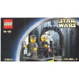 star wars LEGO 7668 notice / mode emploi