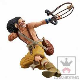 banpresto ONE PIECE king of artist op usopp 14 cm