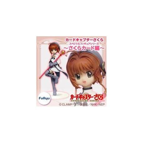 Cardcaptor Sakura SPECIAL FIGURE SERIES CHEERFUL PINK