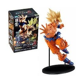 Banpresto Dragon Ball Z SUPER SAIYAN 3 KAMEHA SANGOKOU GOKOU