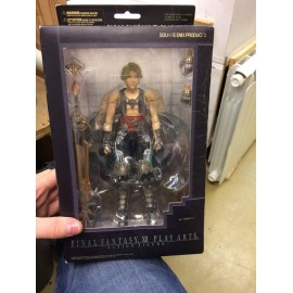 Square Enix final fantasy XIII play arts action figure figurine LIGHTNING