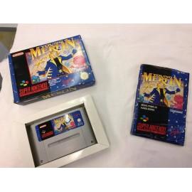 Super Nintendo KING ARTHUR'S WORLD jeux video retro gaming FRANCAIS