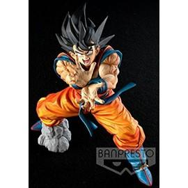 BANPRESTO DRAGON BALL Z - Figurine Resol of Sold Vol 6 - S.S.Son Gohan - 18cm