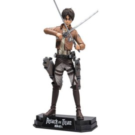 Attack on Titan figurine Color Tops Eren Jaeger 18 cm