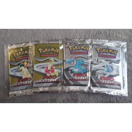 RACHAT Pokemon booster SCELLER EN FRANCAIS wizard NEO GENESIS ED 1