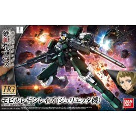 BANDAI GUNDAM HG 1/144 JULIETA MOBILE REGINLAZE Plastic Model Kit