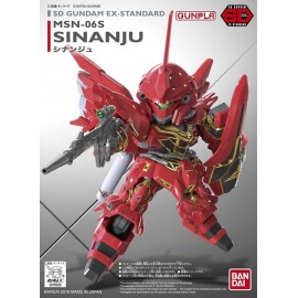 BANDAI GUNDAM SD EX STANDARD 013 SINANJU Plastic Model Kit