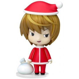 Death Note Nendoroid Light Yagami Santa Ver Figure Toy Hobby