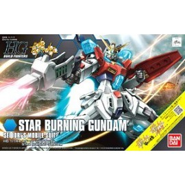 Bandai Gundam HG 1/144 STAR BURNING GUNDAM CAMPAIGN Model Kit