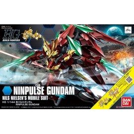 Bandai Gundam HG 1/144 STAR NINPULSE GUNDAM Model Kit