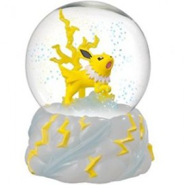 FIGURINE FIGURE BOULE A NEIGE Pokemon VOLTALI THUNDERS snow slow life Japan OFFICIEL POCKET MONSTERS