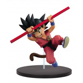BANPRESTO DRAGON BALL SUPER - Figurine Son Goku Fes Vol 4 - Young Goku