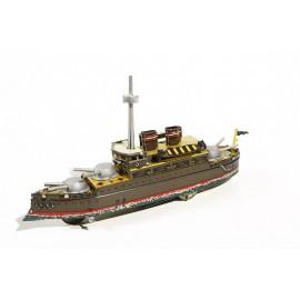 bateau militaire / JOUETS ANCIENS / retro / vintage