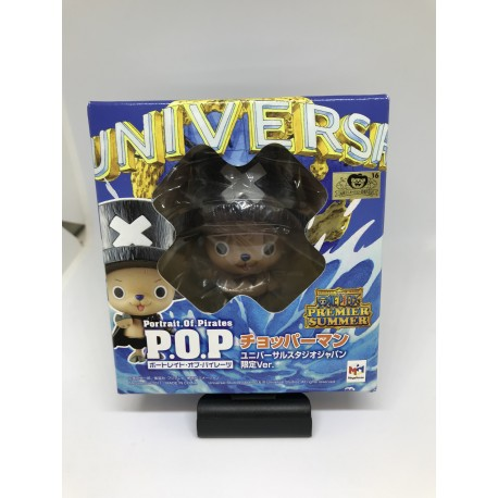 ONE PIECE P.O.P pop MEGAHOUSE tony tony CHOPPERMAN CHOPPER SILVER