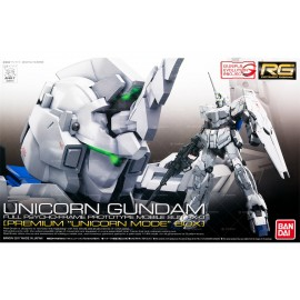 Bandai - gundam unicorn gundam premium mode box rx-0 Model Kits
