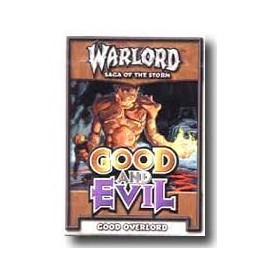 STARTER DECK WARLORD GOOD AND EVIL EVIL OVERLORD ANGLAIS SOUS BISTER