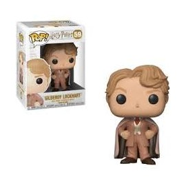 HARRY POTTER GILDEROY LOCKHART Figurine POP! Vinyl 9 cm