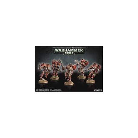 WARHAMMER 40 000 citadel essentials