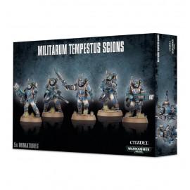WARHAMMER 40 000 Militarum Tempestus Scions