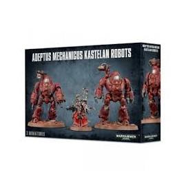 WARHAMMER 40 000 Kastelan Robots