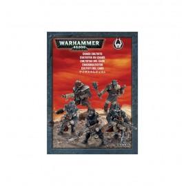 WARHAMMER 40 000 chaos cultist