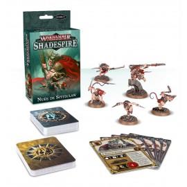 WARHAMMER Underworlds: Shadespire nuée de spiteclaw