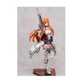 Figurine Sword Art Online fatak bullet asuna Figure Banpresto 20cm