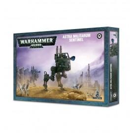 warhammer 40 000 astra militarum sentinel Francais
