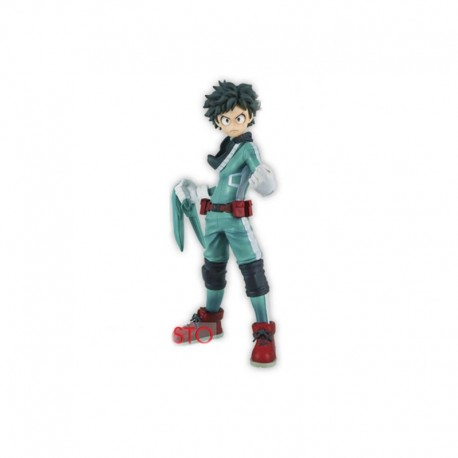 BANPRESTO Figurine My Hero Academia Shoto Todoroki Vol03 DXF 15cm