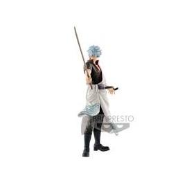 BANPRESTO Figurine Gintama Gintoki Sakata 20cm