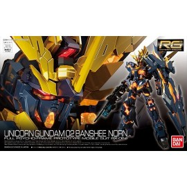 RG 1/144 RX-0[N] unicorn Gundam second unit banshee norn