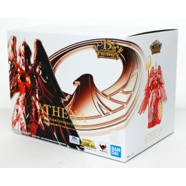 BANDAI Saint Seiya Myth Cloth Goddess Athena 15th Anniversary Ver. Figure